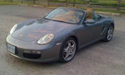 2005 Porsche Boxster 19'' CARRERA S WHEELS OEM, AUTOMATIC, BOSE