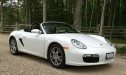 2005 Porsche Boxster For Sale - 5 Speed Manual