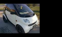2005 smart car FOR TWO CDI_auto_no accident_only 81,000,kms QUICK SALE