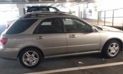 2005 Subaru Impreza 2.5RS