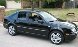 2005 Volkswagen Jetta Sedan Diesel