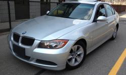 2006 BMW 323I AUTOMATIC NO ACCIDENT