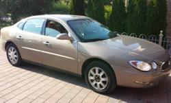 2006 Buick Allure CX - Fully Loaded, 25000 kms only, Price negotiable