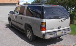 2006 Chevrolet Suburban K1500 SUV