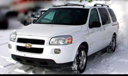 2006 Chevrolet Uplander LT EXT - Safetied