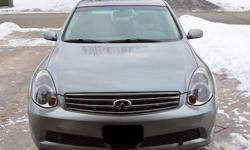 2006 G35X Infiniti Sedan