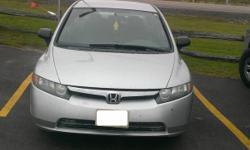 2006 Honda Civic Sedan Automatic