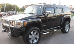 2006 HUMMER H3 4x4 *** AUTO, SUNROOF, Leather, Cruise, AC ***