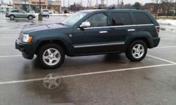 2006 Jeep Grand Cherokee Limited 5.7L Hemi Loaded w/ Extras