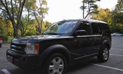 2006 Land Rover LR3 HSE -- Navigator