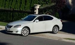 2006 Lexus IS 250 Sedan in EXCELLENT CONDITION!