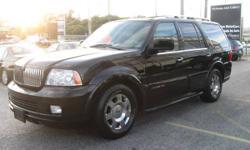 2006 Lincoln Navigator Luxury Edition * SUNROOF, Leather, 4x4 *