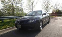 2006 Mazda3 Sedan km