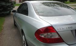 2006 Mercedes-Benz CLK-Class 350 Coupe