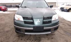 2006 Mitsubishi Outlander 171k kms for