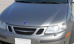 2006 Saab 9-3 2.0T 5-Speed