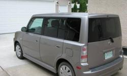 2006 Scion xB Wagon - Be the Original, Not the Imitation
