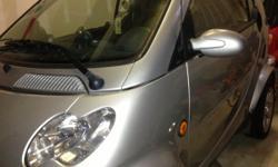 2006 smart car passion