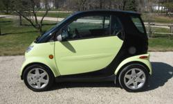 2006 Smart Fortwo Pulse with Leather Coupe