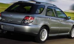 2006 Subaru Impreza Hatchback