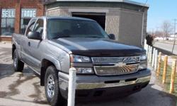 2007 CHEVROLET SILVERADO K1500 Z71 57,000 KMS CLEAN CARPROOF
