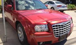 2007 CHRYSLER 300 V6 NO ACCIDENT TINTED WINDOWS