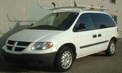 2007 Dodge Caravan 'WORK VAN
