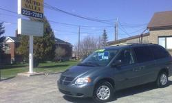 2007 Dodge Grand Caravan Base