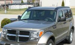 2007 Dodge Nitro SUV Priced to sell Fully Loaded TV dvd