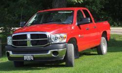 2007 Dodge Power Ram 1500 Pickup Truck
