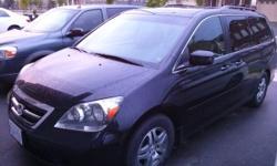 2007 Honda Odyssey EXL + Honda Warranty