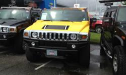 2007 HUMMER H-2 SUV.....IMMACULATE CONDITION!!!!!