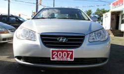 2007 Hyundai Elantra GL