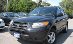 2007 Hyundai Santa Fe Oner Owner Direct from HYUNDAI 5 to Choose