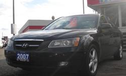 2007 Hyundai Sonata SE''''''''' LEATHER,SUNROOF''''''''