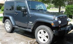 2007 Jeep Sahara Wrangler