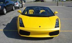 2007 Lamborghini Gallardo for USD