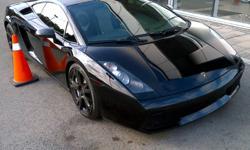 2007 Lamborghini Gallardo NERA HEFFNER TWIN TURBO OVER 1000HP