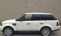 2007 Land Rover, Range Rover Supercharged Sport