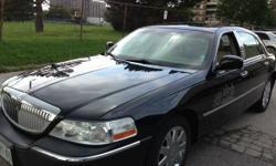 2007 Lincoln Town Car: Designer