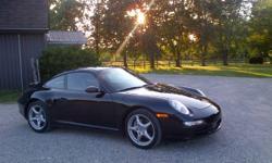 2007 PORSCHE 911 CARRERA 4 COUPE