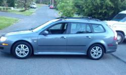 2007 saab 9-3 sportcombi wagon