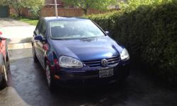 2007 Volkswagen Rabbit 2.5 5spd