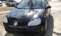 2007 Volkswagen Rabbit Comfortline Coupe