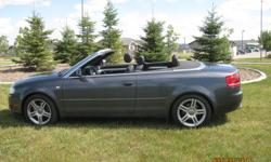 2008 Audi A4 Convertible