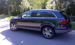 2008 Audi Q7 TRP Premium Quattro-7 passenger with Navigation SUV