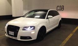 2008 Audi S-Line Titanium
