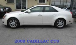 2008 Cadillac CTS 3.6L LEATHER SUNROOF for USD