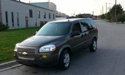 2008 Chevrolet Uplander LS Minivan