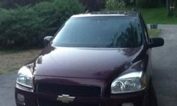 2008 Chevrolet Uplander LT Van